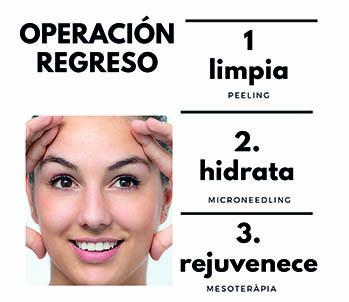 Tras el verano, nuestra piel necesita recuperarse en tres fases: limpieza, hidratación y rejuvenecimiento.