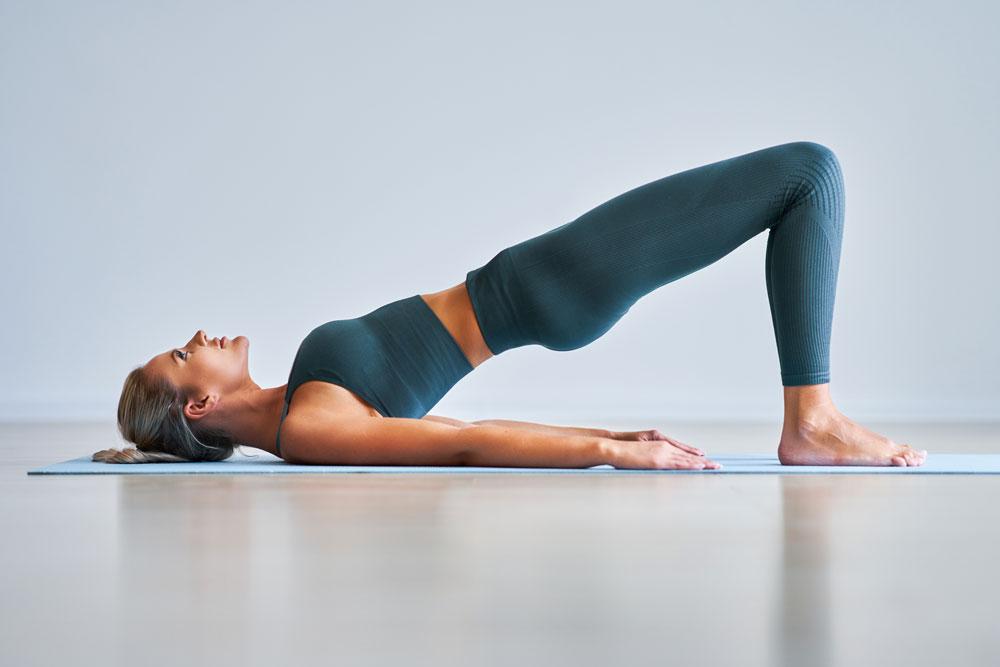 Posa't en forma fent Pilates