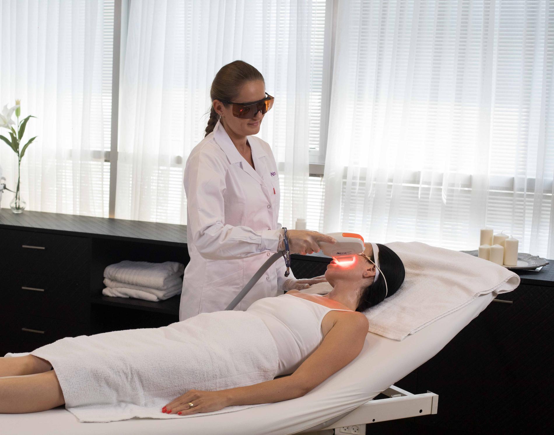 Incorporem un nou equip làser amb la millor tecnologia per a la teva pell